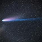 Odkryto kometę z rekordowym warkoczem