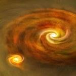 Odkryto najbliższe siebie gwiazdy w układzie podwójnym