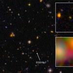 Odkryto najstarszą i najodleglejszą galaktykę we wszechświecie