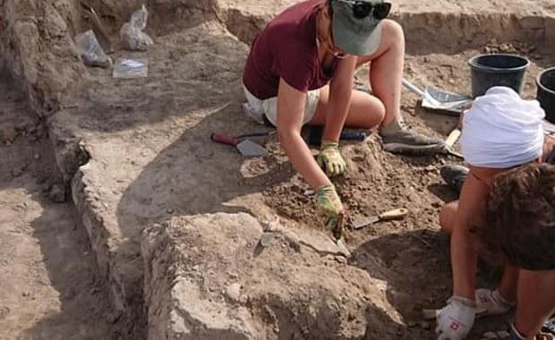 Odkryto najstarszy mur obronny w Izraelu. Na miejscu są archeolodzy z Krakowa