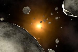 Odkryto nową asteroidę, która może zagrażać Ziemi