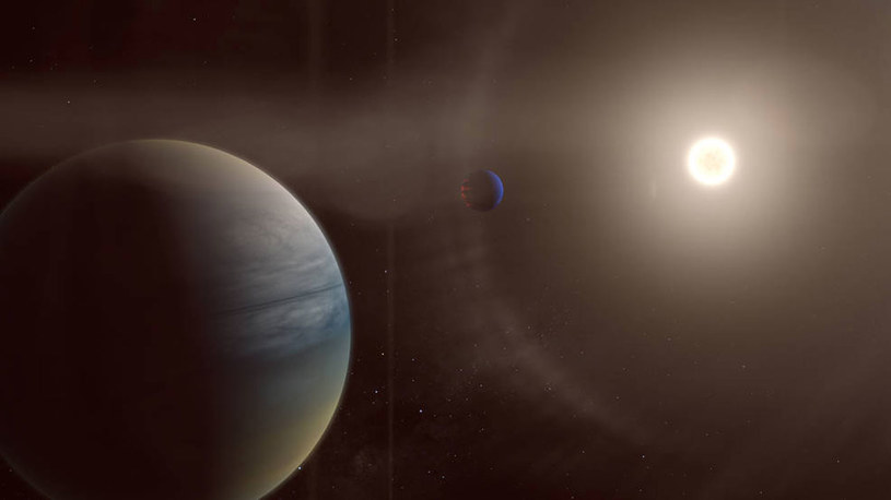 Odkryto nowe gazowe olbrzymy /NASA
