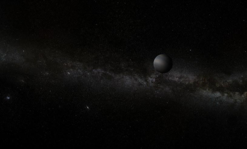 Odkryto nowe planety swobodne /materiały prasowe