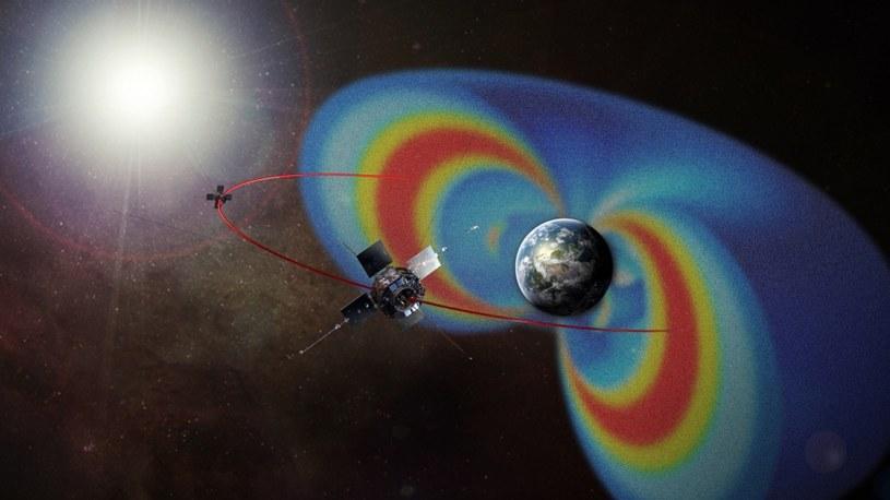 Odkryto nowy element składowy pasów Van Allena otaczających Ziemię /NASA