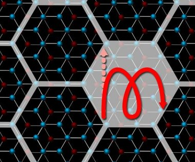 Odkryto nowy rodzaj ruchu elektronów
