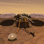 Odkryto pierwsze wstrząsy na Marsie