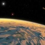 Odkryto planetę z czterema słońcami