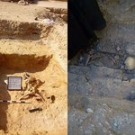 Odkryto szkielet nastolatki w pobliżu piramidy sprzed 4600 lat