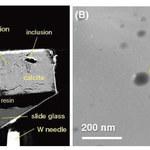 Odkryto wodę w meteorycie z młodego Układu Słonecznego