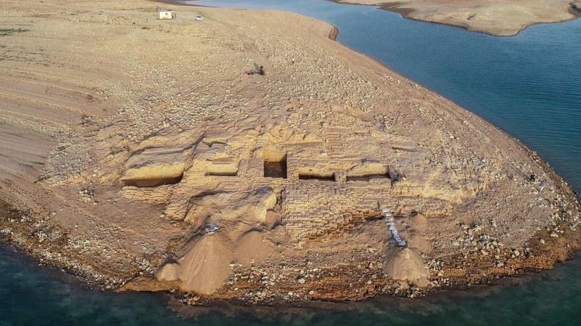 Odkryty pałac należący do imperium Mittani /materiały prasowe