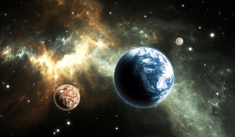 Odkrywanych egzoplanet będzie coraz więcej /123RF/PICSEL