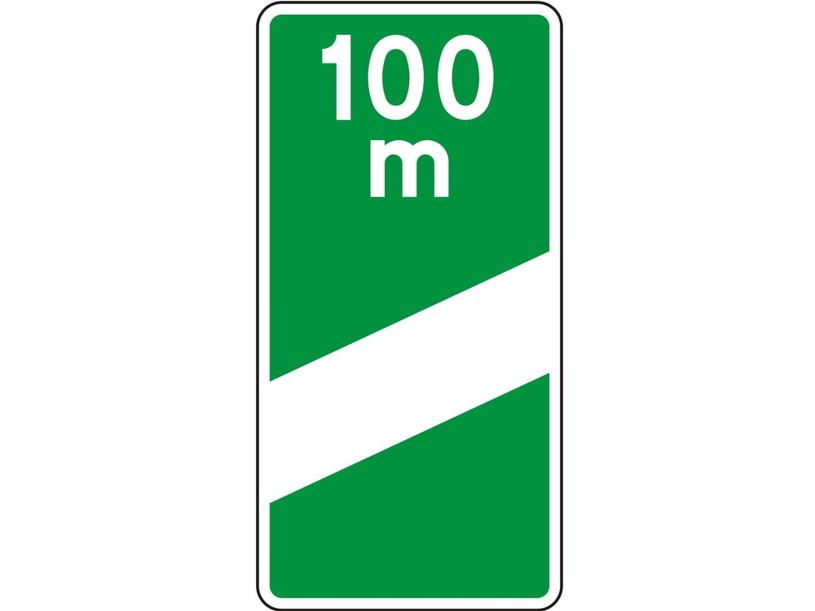Odległość od zjazdu z drogi ekspresowej /