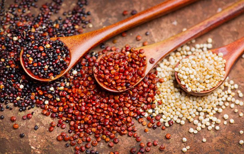 Odmiany komosy ryżowej /©123RF/PICSEL