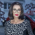 Odmieniona Ewa Minge na salonach