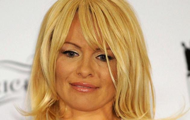 Odmieniona Pamela Anderson  /Agencja FORUM
