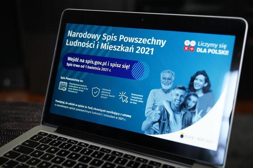 Odmowa uczestnictwa w spisie zagrożona jest karą grzywny w wysokości do 5 tys. zł /Mateusz Włodarczyk /Agencja FORUM