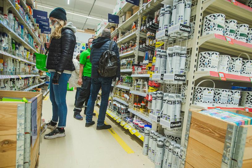 Odmrażanie gospodarki. /Karol Makurat /Reporter