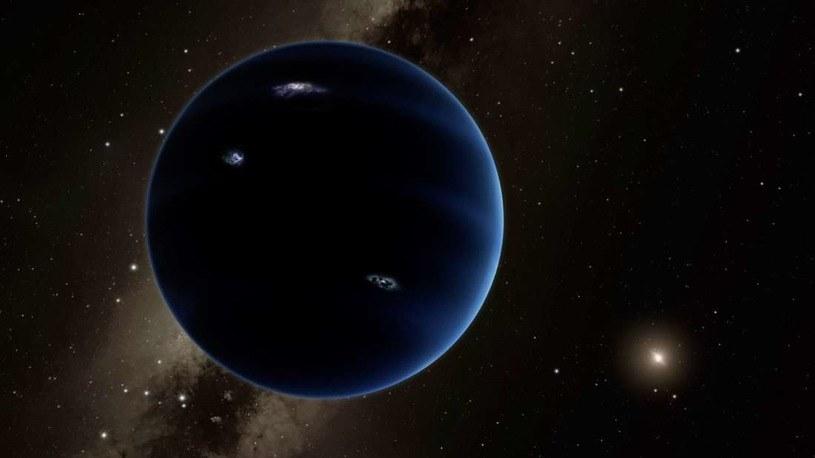 Odnalezienie Dziewiątej Planety to tylko kwestia czasu? /materiały prasowe