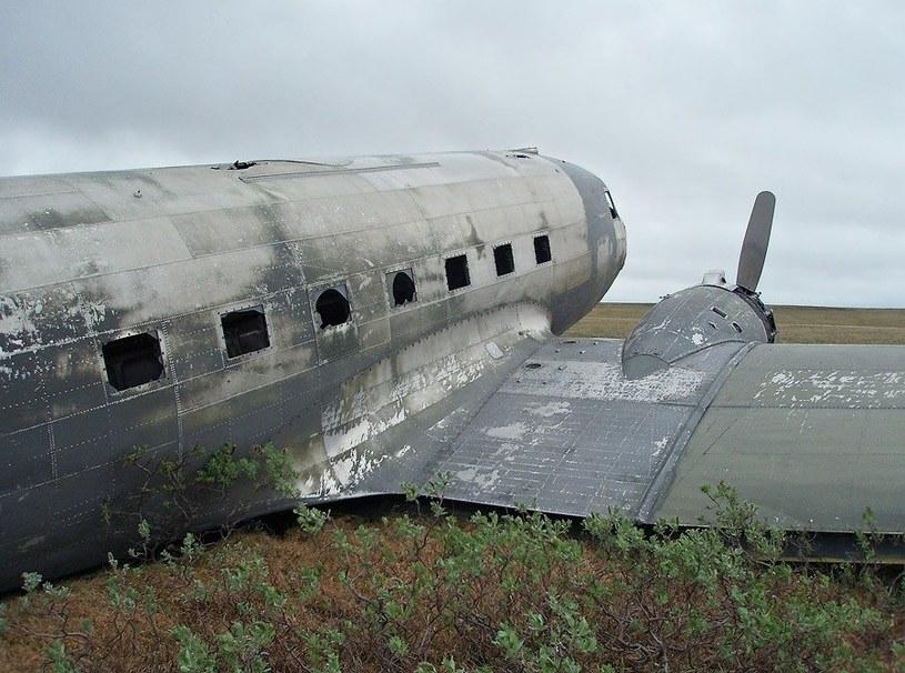 Odnaleziony wrak C-47 /materiały prasowe
