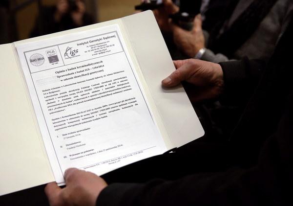 Certyfikat wręczony rodzinie Jana Boguszewskiego ps. Bitny