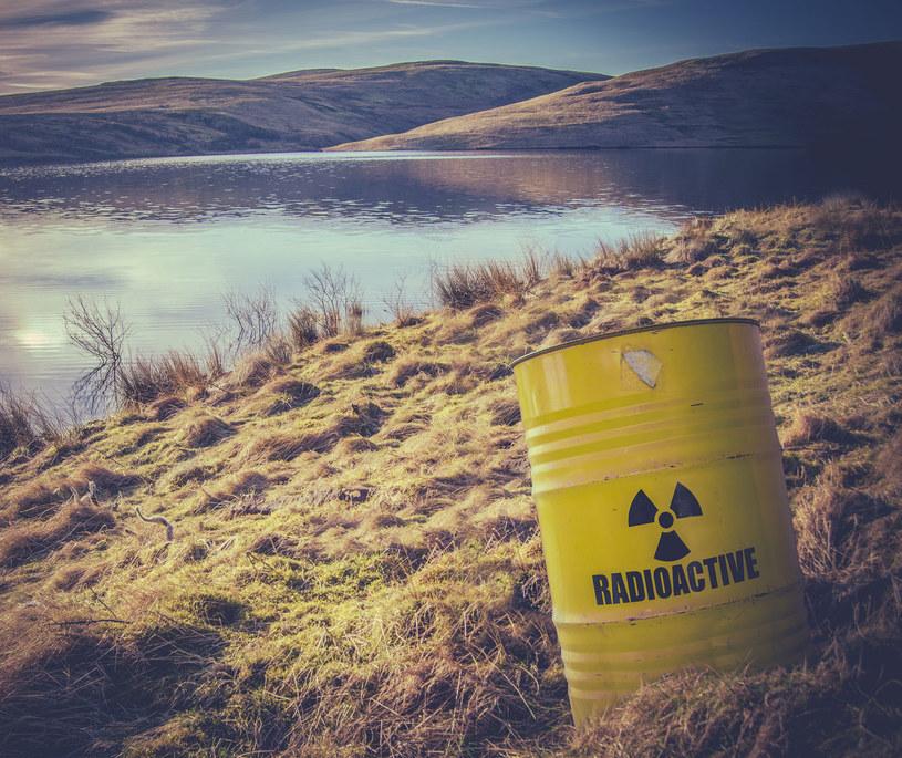 Odpady promieniotwórcze to wciąż poważny problem, ale nowe odkrycie może to zmienić /123RF/PICSEL