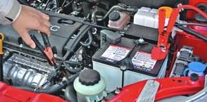 odpalanie z kabli /Motor