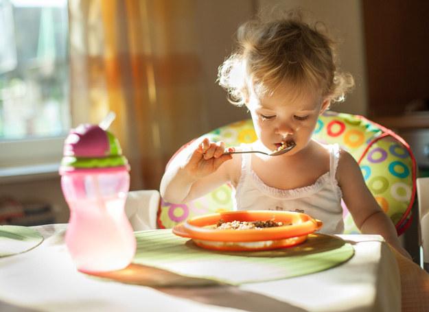 Odpowiednia dieta dziecka wpływa na jego rozwój. /123RF/PICSEL