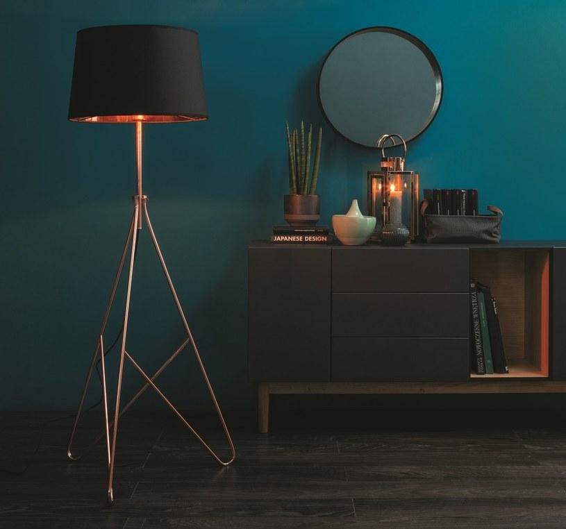 Odpowiednie lampy potrafią stworzyć wrażenie rodzinnego, domowego ogniska /materiały prasowe