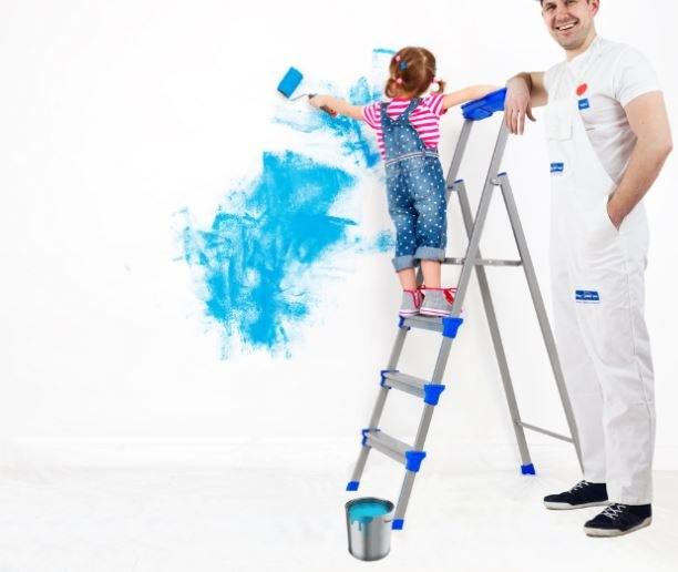 Odpowiednio przygotowany remont może przyjemny/ materiały prasowe Blue Dolphin /materiały promocyjne