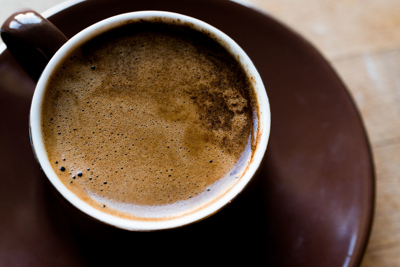 Odpowiednio zaparzona kawa może mieć prozdrowotne właściwości /123RF/PICSEL