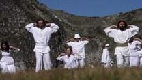 Odprawiają religijne rytuały na szczycie góry