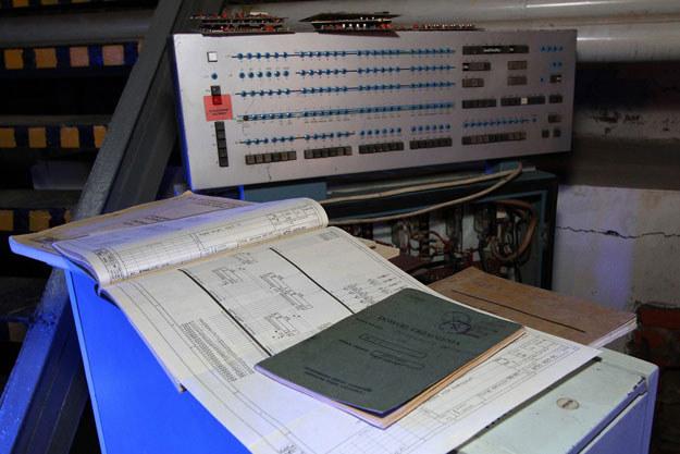 Odra 1305 w katowickim Muzeum Historii Komputerów i Informatyki /Bogusz Polczyński /East News