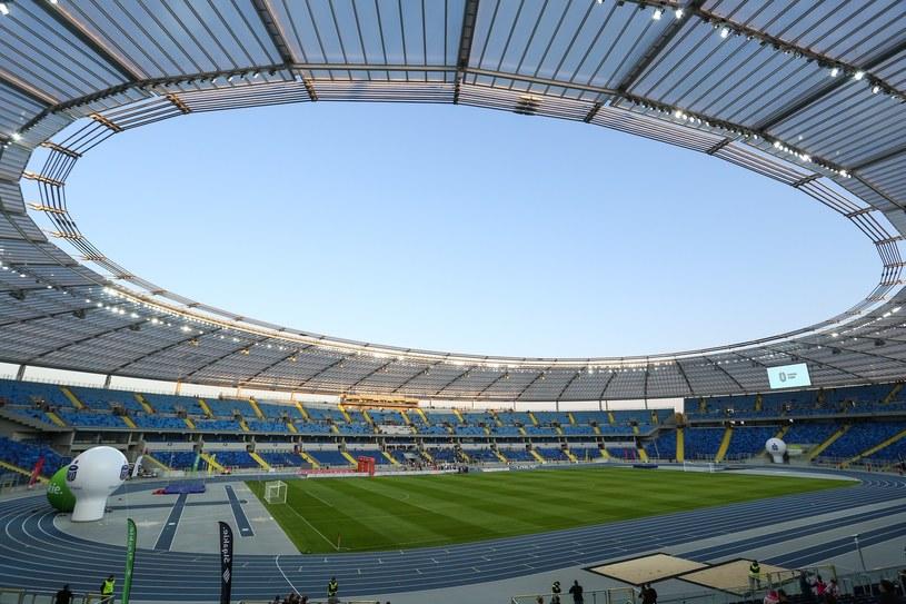 Odrestaurowany Stadion Śląski w Chorzowie /Tomasz Kawka /East News