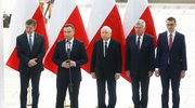 Odsłonięto tablicę Lecha Kaczyńskiego w Sejmie