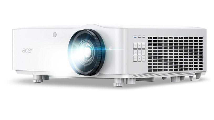 Odświeżone projektory laserowe LED /materiały prasowe