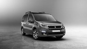 Odświeżony Peugeot Partner pojawi się w Genewie