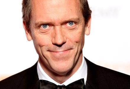 Odtwórca roli dra House'a - Hugh Laurie - fot. Dave Hogan /Getty Images/Flash Press Media