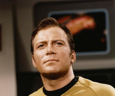 """Odtwórca roli kapitana Kirka nigdy nie oglądał """"Star Treka"""""""