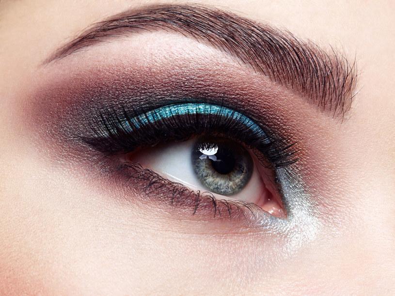 - Odwaga i fantazja - to słowa klucze, jeśli mówimy o nadchodzących trendach w makijażu! /123RF/PICSEL