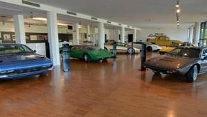 Odwiedź muzeum Lamborghini...
