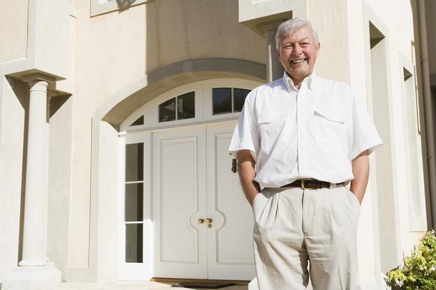Odwrócona hipoteka największą popularnością wśród emerytów cieszy się w Wielkiej Brytanii /© Panthermedia
