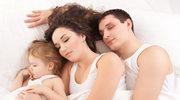 Odzwyczajamy malca od spania z rodzicami