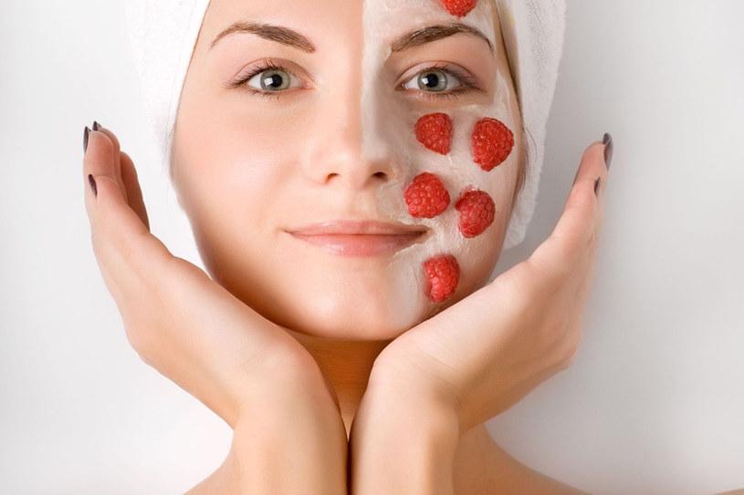 Odżywcze kosmetyki z malin możesz przygotować sama /123RF/PICSEL