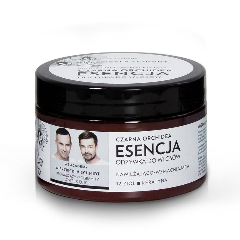Odżywka do włosów 20w1 Czarna Orchidea /materiały prasowe