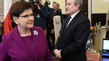 Ofensywa Beaty Szydło. Napisała do unijnych przywódców ws. Tuska i Saryusz-Wolskiego