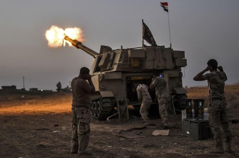 Ofensywa na Mosul, zdj. ilustracyjne /East News