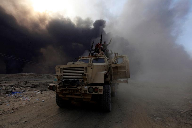 Ofensywa na Mosul /Alaa Al-Marjani  /East News