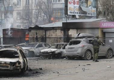 Ofensywa separatystów. Zginęło 27 osób, w tym dzieci