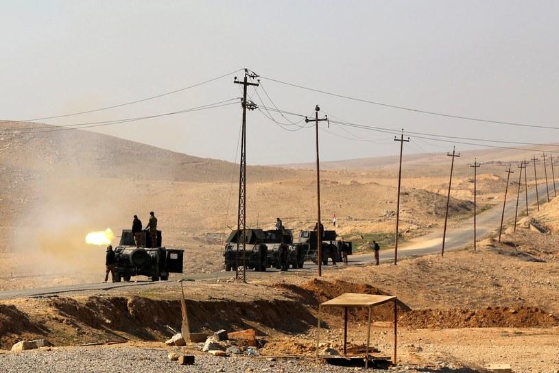 Ofensywa wokół Mosulu /BASEL RASOL  /PAP/EPA