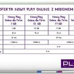 Oferta Play Online na Wspólny internet